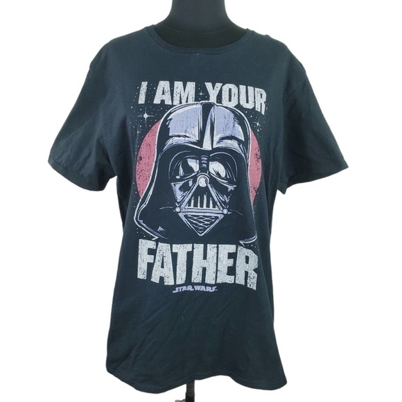 Star Wars I am your Father Mens T-Shirt Gift for Dad New